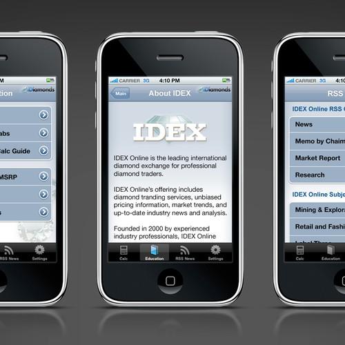 Diseño finalista de RXK