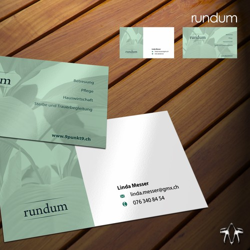 Runner-up design by sadzip