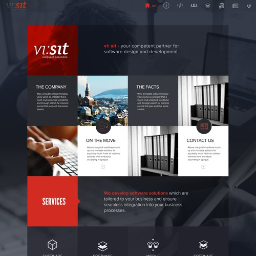 Runner-up design by Onesource Creative