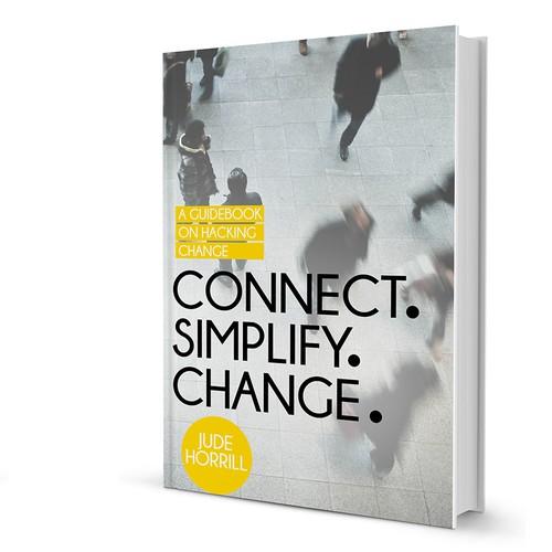 Design di Book cover for disruptive thinker di kostis Pavlou