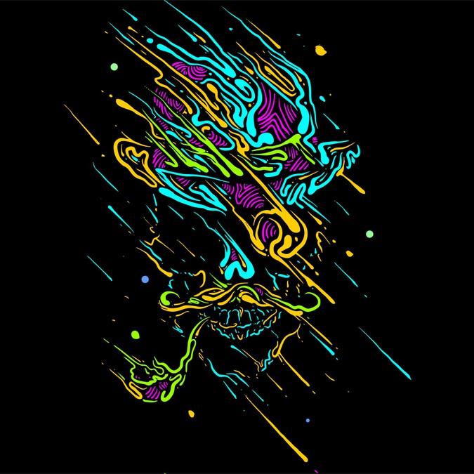 Gewinner-Design von ThunderBoy