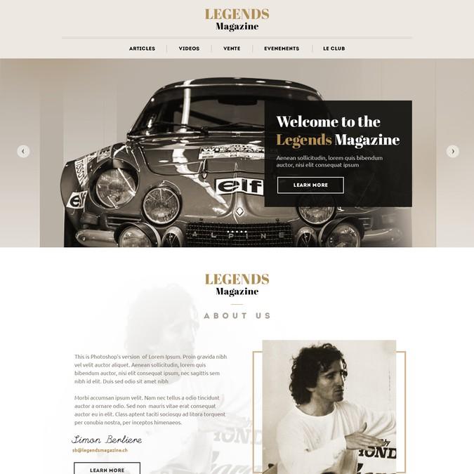 Diseño ganador de MercClass