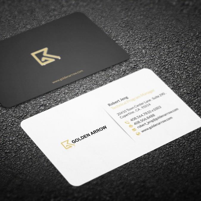 Winning design by Logocred