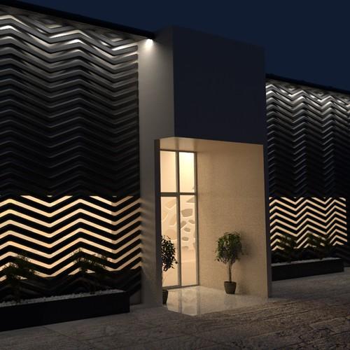 Diseño finalista de lumion