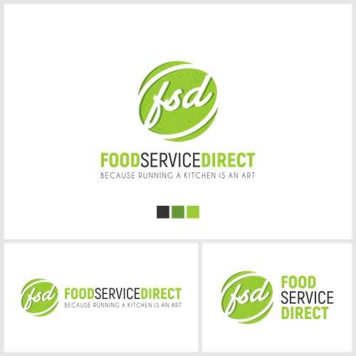New Food Service Direct Logo/nd | Logo & nd identity pack contest Food Service Direct Order on food service fun, food service support, food service marketing, food service reward, food service service, food service company,