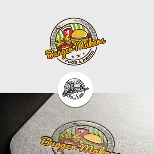 Runner-up design by Colorgraphicz