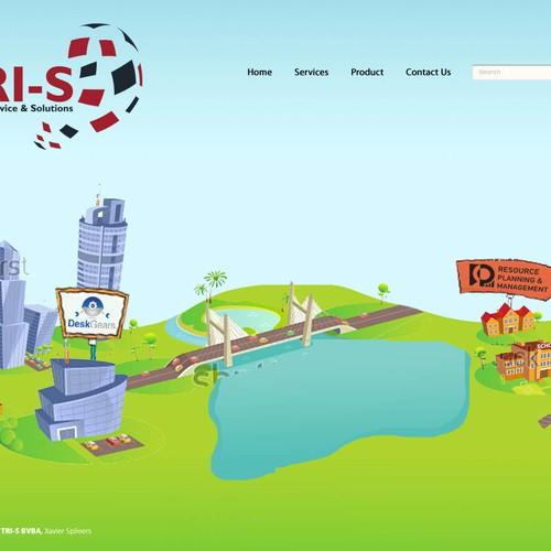 Design finalista por azm_design
