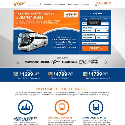 Design finalista por littlerobotwebdesign
