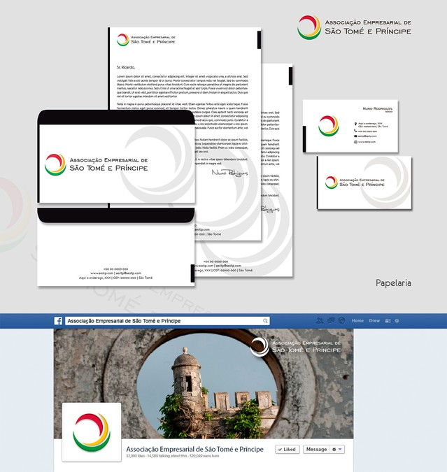 Design vencedor por Mariana Torres
