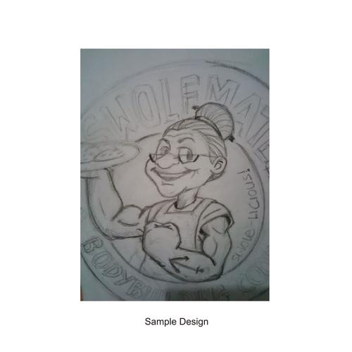 Diseño finalista de Benjo007