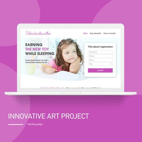 Design finalista por Arbuz ✪