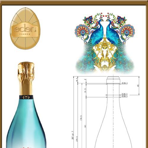 Runner-up design by Irina.IIP