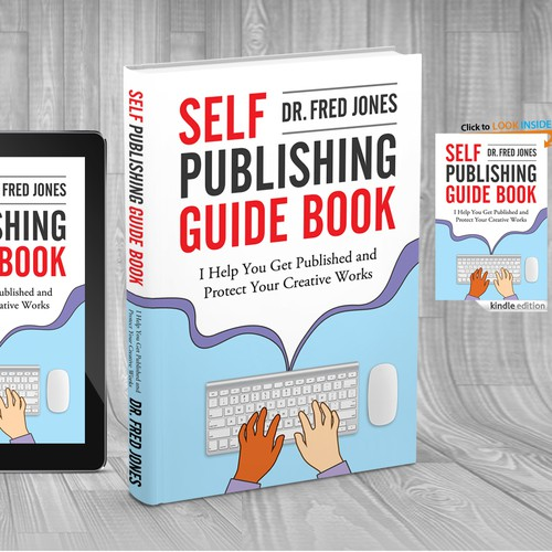 Book Cover Design Jobs ~ Book cover design job self publishing guide