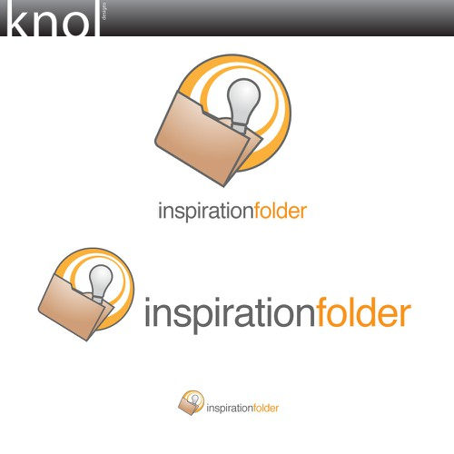 Runner-up design by Knol