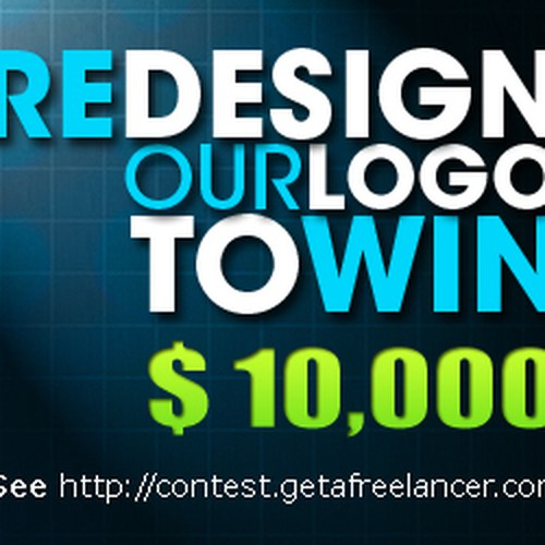 Runner-up design by T-Bone