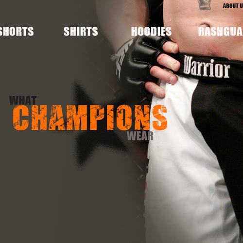 Runner-up design by dixythomas