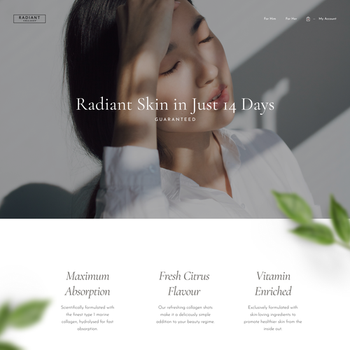 Runner-up design by Alina Komarevtseva