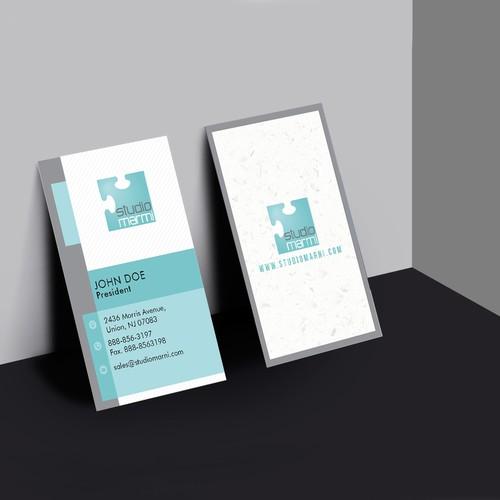Diseño finalista de FndyRJ