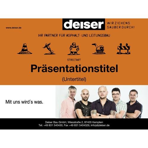 Runner-up design by t-projekt