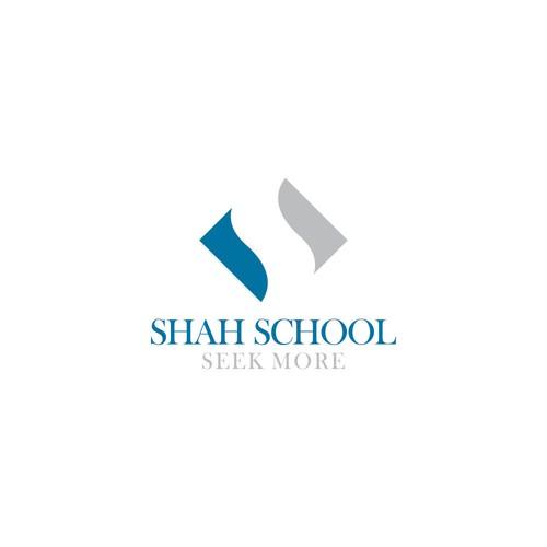 Classroom Logo Design : Shah school virtual classroom logo design contest