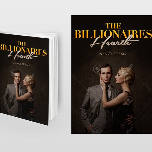 Create Appealing Romance Cover for New Billionaire Romance Trilogy! Design by ADM07