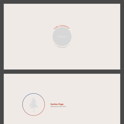 Diseño finalista de Oport.Store
