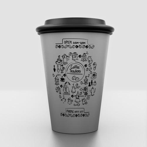 Runner-up design by nukarta
