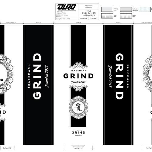 Runner-up design by CraftyDesign