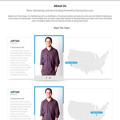 Ontwerp van finalist pixelwebplanet
