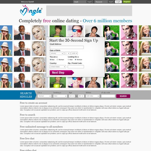 Namen von online-dating-sites
