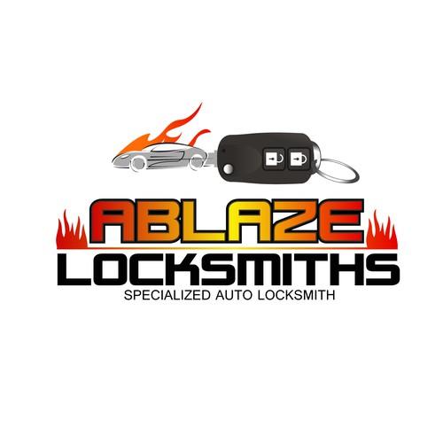 Create A Car Key Remote With A Flame Logo Design Contest 99designs