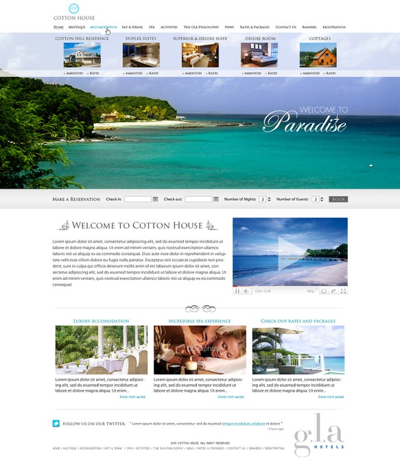 Gewinner-Design von diamond_webdesign