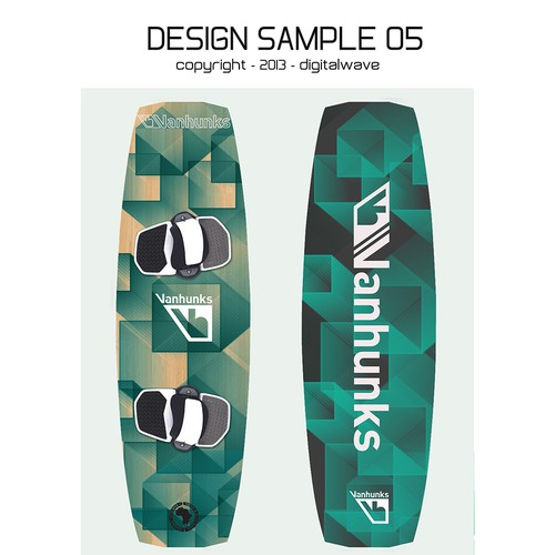 Runner-up design by DIGITAL WAVE