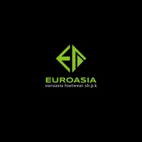 design logo for euroasia footwear logo design contest 99designs 99designs