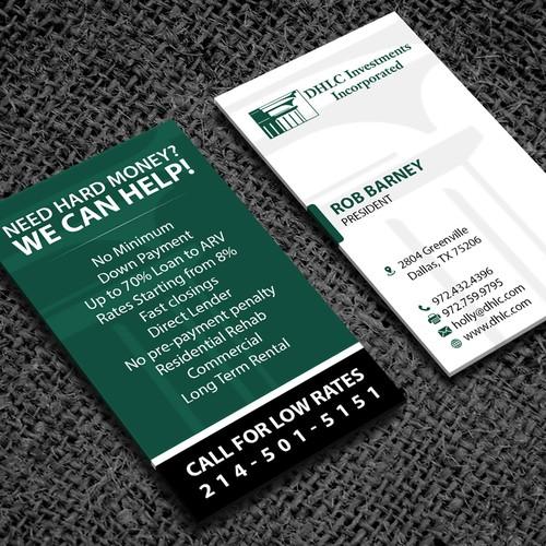 Biz card update re design other design contest runner up design by yanzkiiie reheart Images