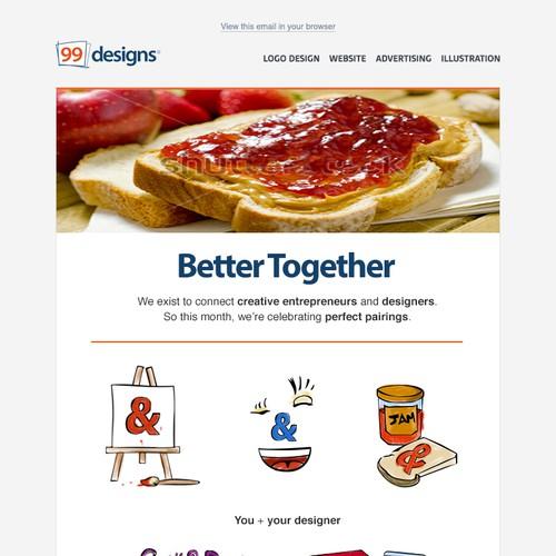Design finalista por thomastennyson87