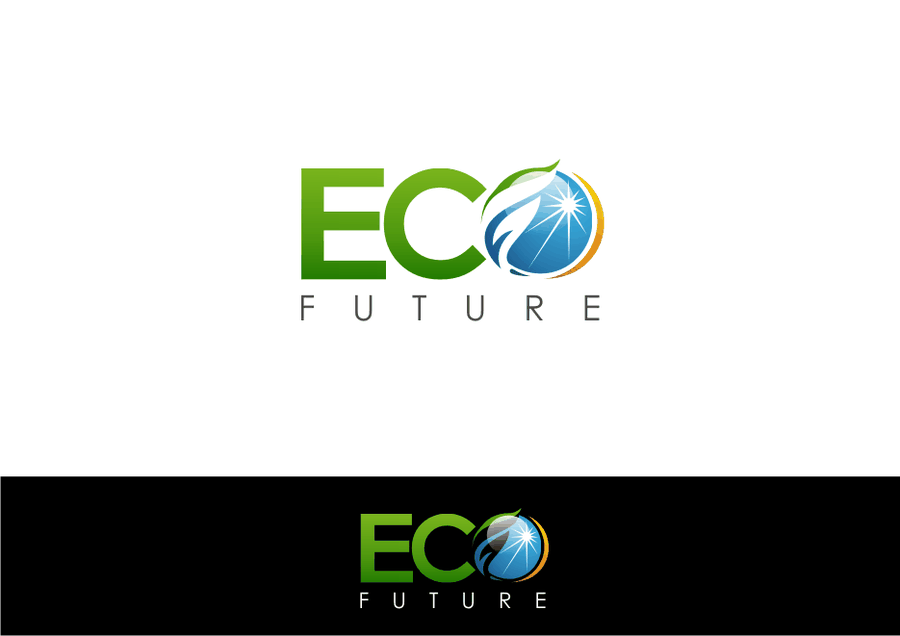 Creat A Greener Environment With Eco Future Panels Logo