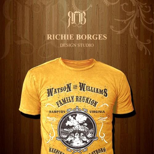 Diseño finalista de Richie Borges