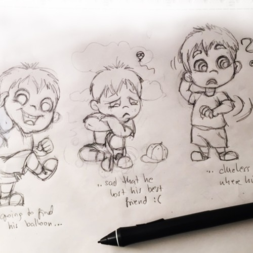 Children S Book Character Design : Create an exciting character for a childrens book