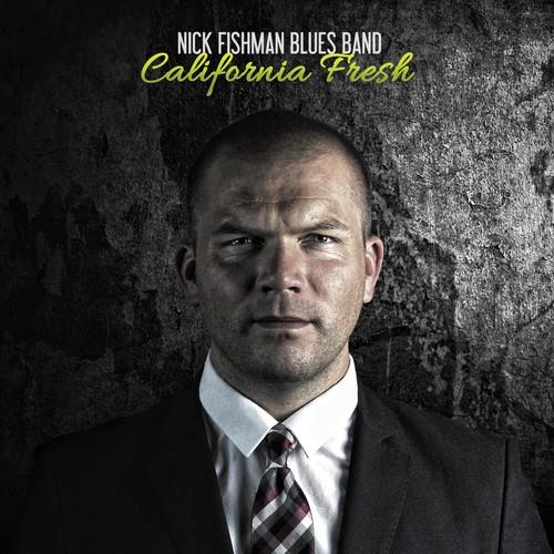 Album cover San Francisco drummer's groundbreaking new album. Design by Milos Manojlovic