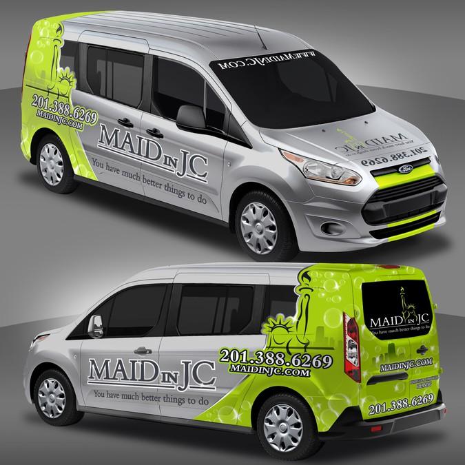 Winning design by MasterWraps™