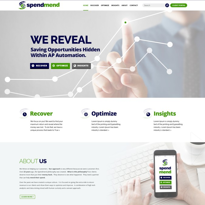 Design vencedor por Simplest™