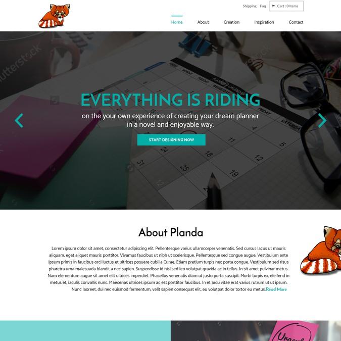 Diseño ganador de Ash_pleasantdesigns