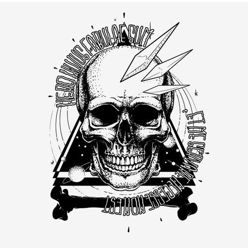 Hip - Dark - Sketch Tattoo Design Needed! Design by _Trickster_