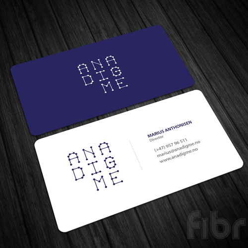 Runner-up design by fibr