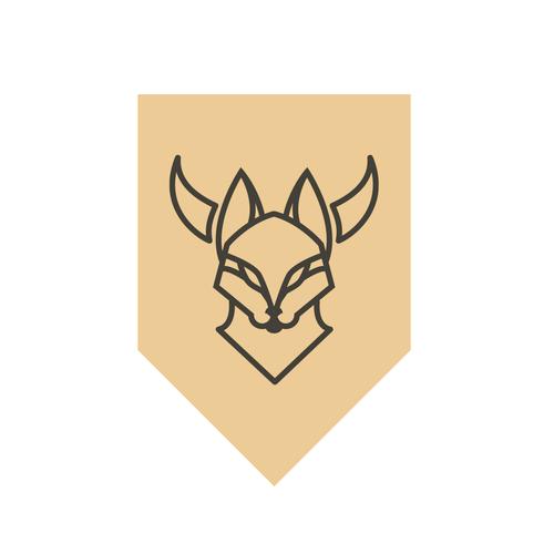 Runner-up design by Bisontine