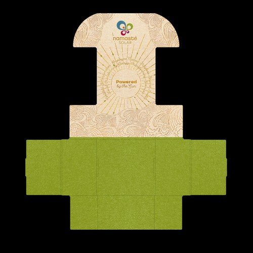 Runner-up design by C&D A.J.Espinosa