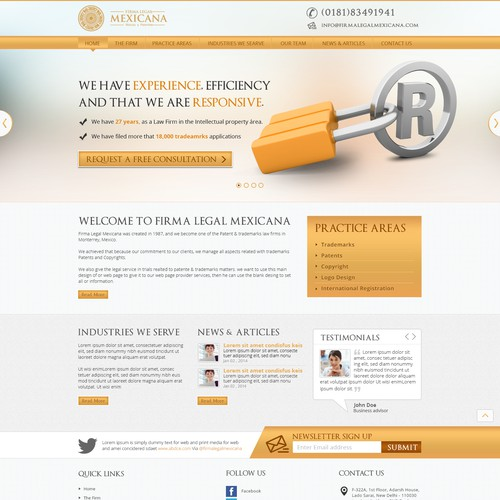 Runner-up design by ideavate