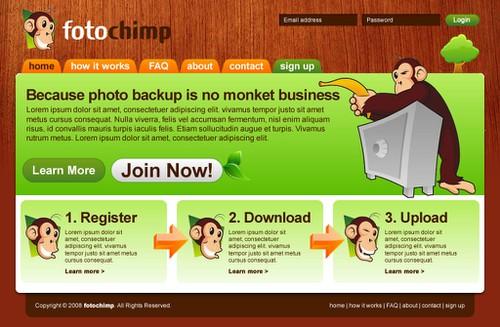 Runner-up design by ideacreative.net
