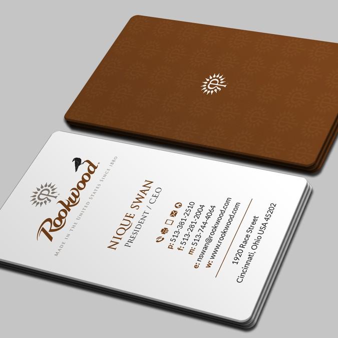 Design vencedor por att designer